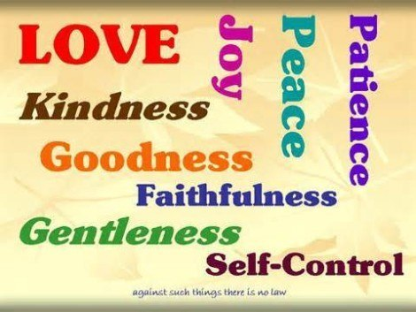 The Fruit of the Spirit 4
