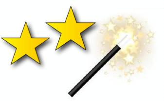 Two Stars and A Wish…