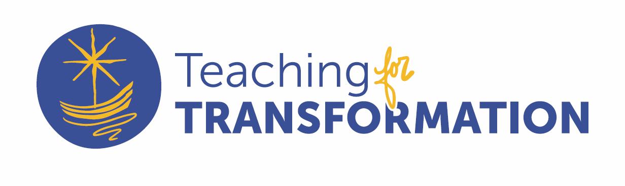Teaching for Transformation Logo