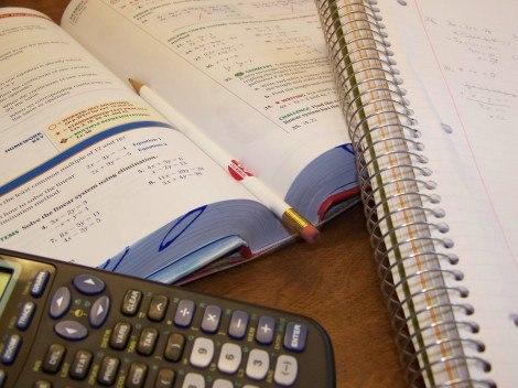 Math Homework