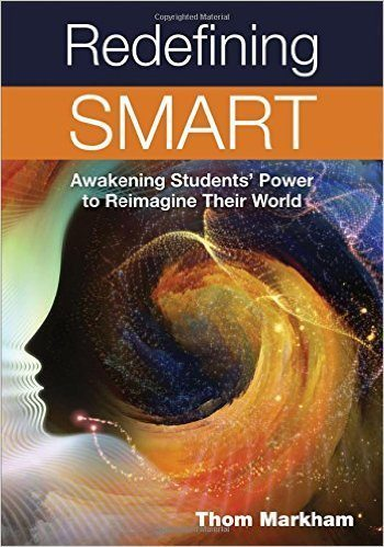 Redefining Smart book cover for blog post